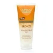 LOreal Sunless Sublime Bronze Body Scrub - 200ml