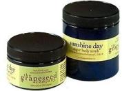 Body Scrub - Sunshine Day Sugar Scrub By the Grapeseed Co