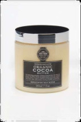 Salt Scrub with Cocoa Butter
