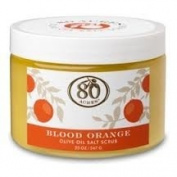 80 Acres Blood Orange Salt Scrub