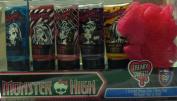 Monster High Freaky Sweet Scented Shower Gels & Poof