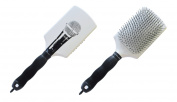 Corioliss Microphone Paddle Brush- White
