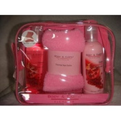 Sweet Pomagranate Bath Set