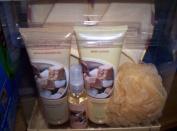 Scentsations Vanilla Suger Set/Vanilla Sugar Gel/Vanilla Sugar Lotion