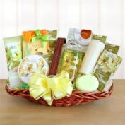 Orchid Sensations Spa Gift Basket