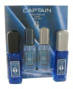 Captain by Molyneux Gift Set -- 70ml Eau De Toilette Spray + 70ml After Shave