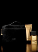"""Donna Karan Train Case Bag """"PERFUME AND BODY LOTION ARE NOT INCLUDED"""""""
