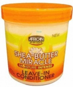 African Pride Shea Butter Miracle Leave in Conditioner - 440ml Jar