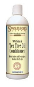 Tea Tree Oil Conditioner 16 fl oz (474 ml) Liquid by Swanson Ultra