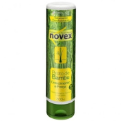 Embelleze Novex Bamboo Sprout Conditioner - 10.14 Fl. Oz | Embelleze Novex Broto de Bambu Condicionador - 300ml