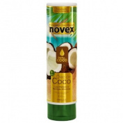 Embelleze Novex Coconut Oil Conditioner - 10.14 Fl. Oz | Embelleze Novex .leo de Coco Condicionador - 300ml