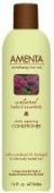 AMENTA AROMATHERAPY HAIR CARE NATURAL HERBAL ESSENTIALS DAILY REPAIRING CONDITIONER