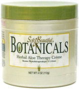 Soft & Beautiful Botanicals Herbal Aloe Therapy Crème 120ml