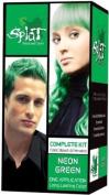 Splat Rebellious Colours Neon Green Complete Kit