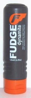 Fudge Dynamite Deep Conditioning Repair Treatment, (4.2 Fl. Oz. / 125 mL)