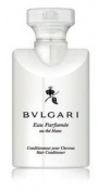 Bvlgari White Tea au the blanc Conditioner Lot of 6 ea 70ml Bottles.