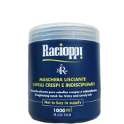 Rr Line Racioppi Straightening Mask for Frizzy and Unruly Hair 980ml