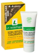 JF Lazartigue - Colour Reflecting Hair Conditioner - 100ml - Light Golden Chestnut