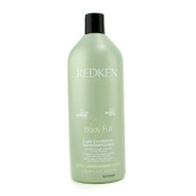 Body Full Light Conditioner ( For Fine/Flat Hair ) - Redken - Body Full - Hair Care - 1000ml/33.8oz