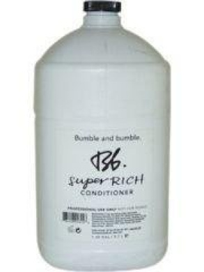 Bumble and Bumble Super Rich Conditioner Professional Size Gallon