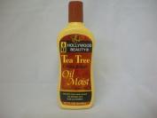 Holly Wood Beauty Tea Tree Oil Moist for Dry, Itchy, & Scalp W/natural Oils, Aloe & Vitamin E 350ml