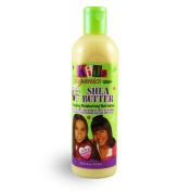 Africa's Best Kids Organics Hair Lotion, Shea Butter Detangling Moisturising, 350ml