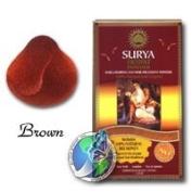 Surya Henna - Henna Powders, Brown 50ml