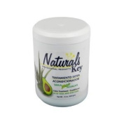Dominican Hair Product Naturals Key Aloe Vera and Avocado Treatment Conditioner 240ml