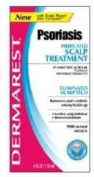 Dermarest Psoriasis Scalp Treatment Gel - 120ml