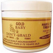 BABY DON'T BE BALD Gold Hair and Scalp Treatment 120ml