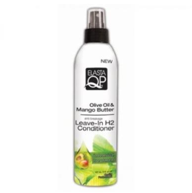 Elasta QP Olive Oil & Mango Butter anti-breakage Leave-In H2 Conditioner 240ml