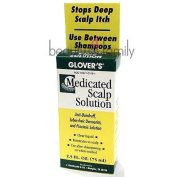 Glover's Medicated Scalp Solution