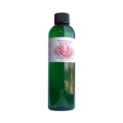 Northwest Scents Touch of Rose Hair Oil for Black, African American, Afro Caribbean, Dry, Coarse, and Highly Textured Hair - 120ml bottle