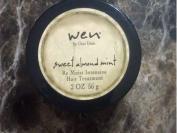 Wen Intensive Re-Moist Hair Mask Treatment Sweet Almond Mint 2. oz Chaz Dean