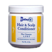Dudley's Hair and Scalp Conditioner for Unisex, 410ml