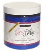 Curl Junkie Curl Rehab Moisturising Hair Treatment - 240ml - Strawberry Ice Cream