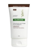 Klorane No-Rince Day Cream with Abyssinian Oil 125ml