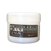 UNA HAIR FOOD GARLIC HAIR TREATMENT 500 ML 17.6 FL OZ