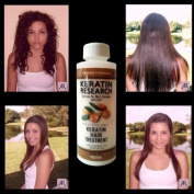 Complex Brazilian Keratin Hair Treatment 120ml Professional Tester Starightern and Smooths Hair
