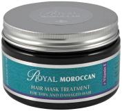 Royal Moroccan Hair Mask Treatment for Thin & Damage Hair 8.45 Oz. /250 ML