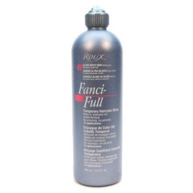 Roux Fanci-Full Rinse #49 Ultra White Minx 450ml