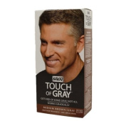 JUST FOR MEN TOUCH/grey MD BRN 40ml
