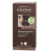 Logona Naturkosmetik Herbal Hair Colour - Natural Brown - 100ml