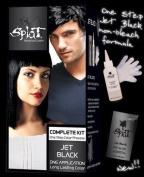 Splat Jet Black Complete Colour Kit