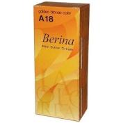 Berina Hair Professional Permanent Colour 'A18'