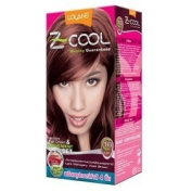 Lolane Z-Cool colour Cream Chic Mahogany Hair colour Light Mahogany Violet Brown C16
