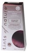 Semi-Permanent Hair Colour- Mahogany Red 90mls
