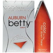 Betty Beauty Colour for the Hair Down There - Auburn Betty