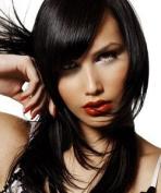 Henna Maiden ENVIOUS BLACK 100% Natural Chemical Free Hair Colouring