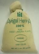 Avigal Henna 100% Pure Finest Lawsonia Plants - Hair Colour - Cognac 3 0z